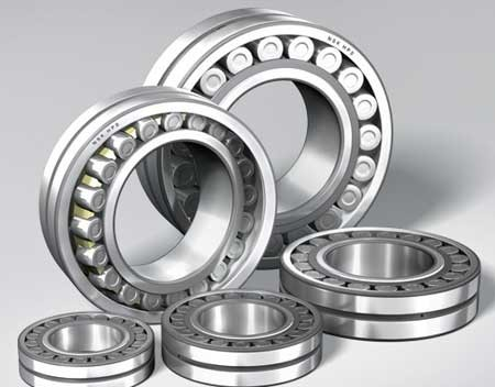 NJ318E.TVP2 Cylindrical Roller Bearing